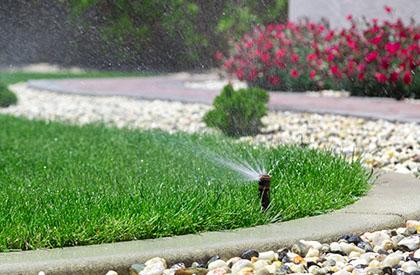 zavlaha zahrada